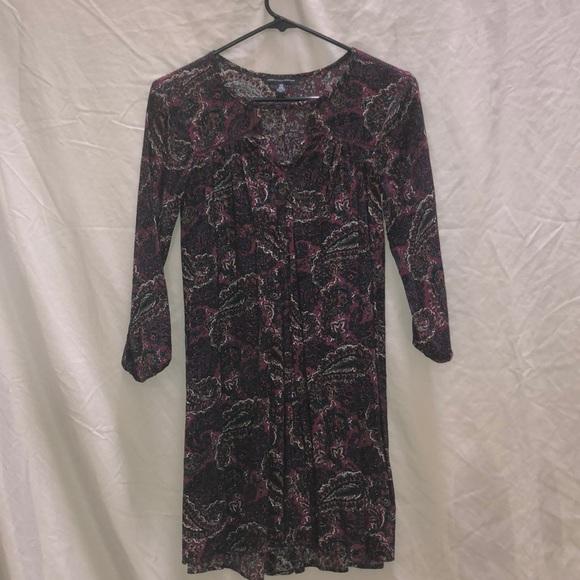 American Eagle Outfitters Dresses & Skirts - Boho fall dress!